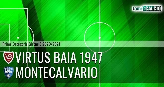 Virtus Baia 1947 - Montecalvario