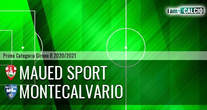 Maued Sport - Montecalvario
