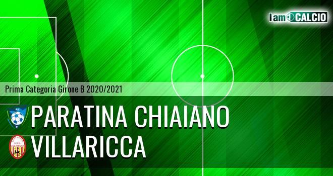 Paratina Chiaiano - Villaricca