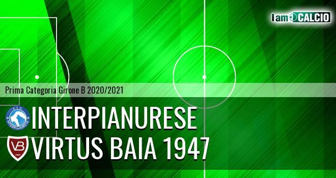 Interpianurese - Virtus Baia 1947