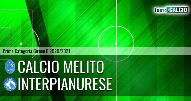 Calcio Melito - Interpianurese