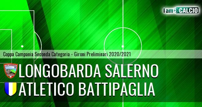 Longobarda Salerno - Atletico Battipaglia
