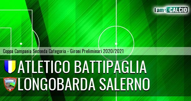 Atletico Battipaglia - Longobarda Salerno