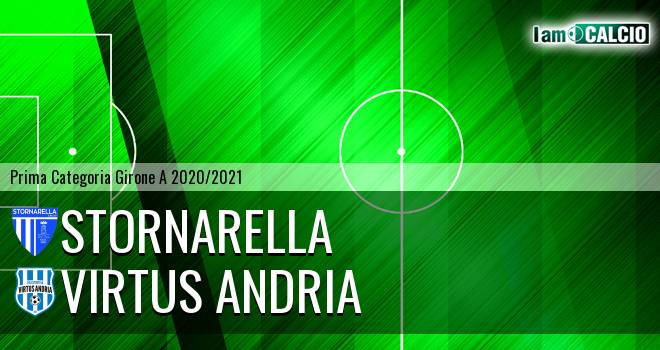 Stornarella - Virtus Andria