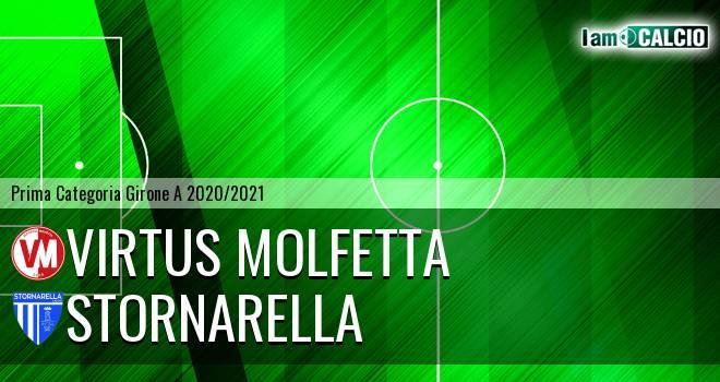 Virtus Molfetta - Stornarella