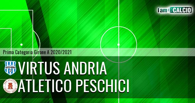 Virtus Andria - Atletico Peschici