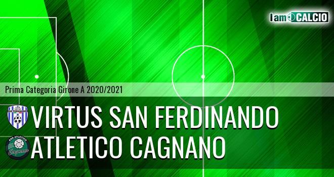 Virtus San Ferdinando - Atletico Cagnano