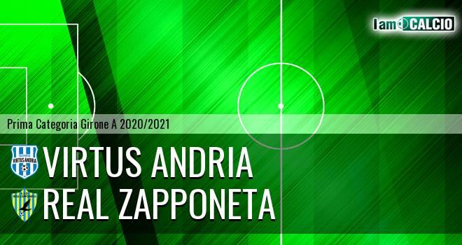 Virtus Andria - Real Zapponeta