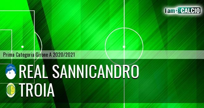 Real Sannicandro - Troia