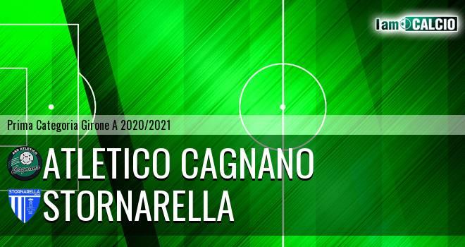 Atletico Cagnano - Stornarella