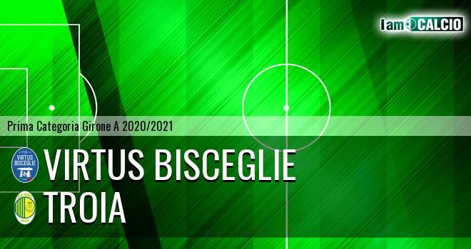 Virtus Bisceglie - Troia
