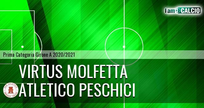 Virtus Molfetta - Atletico Peschici
