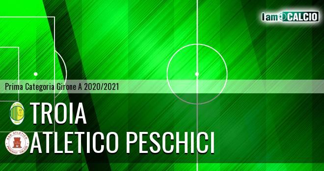 Troia - Atletico Peschici