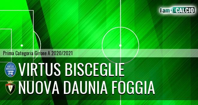 Virtus Bisceglie - Nuova Daunia Foggia