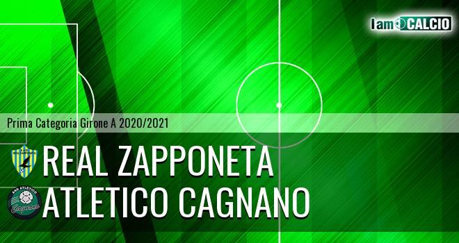 Real Zapponeta - Atletico Cagnano