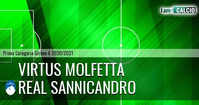 Virtus Molfetta - Real Sannicandro