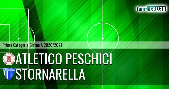 Atletico Peschici - Stornarella