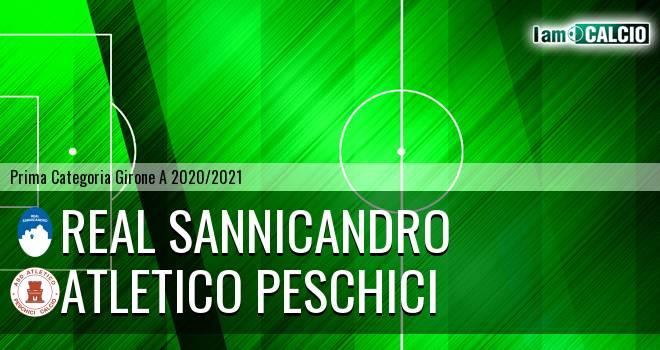 Real Sannicandro - Atletico Peschici