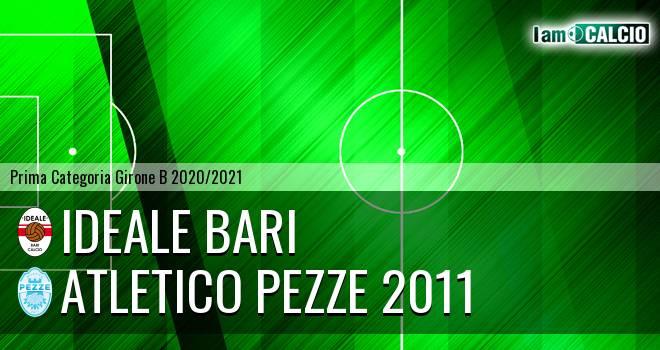 Ideale Bari - Atletico Pezze 2011