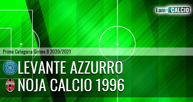Levante Azzurro - Noja Calcio 1996