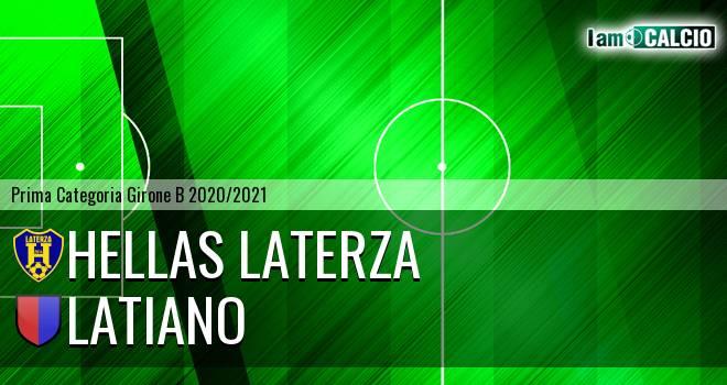 Hellas Laterza - Latiano
