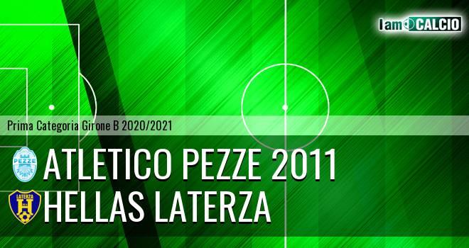 Atletico Pezze 2011 - Hellas Laterza