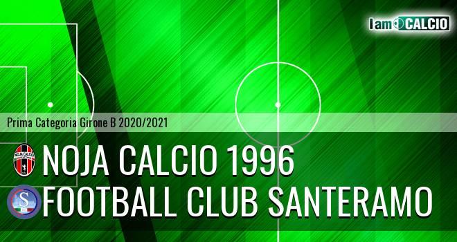 Noja Calcio 1996 - Football Club Santeramo
