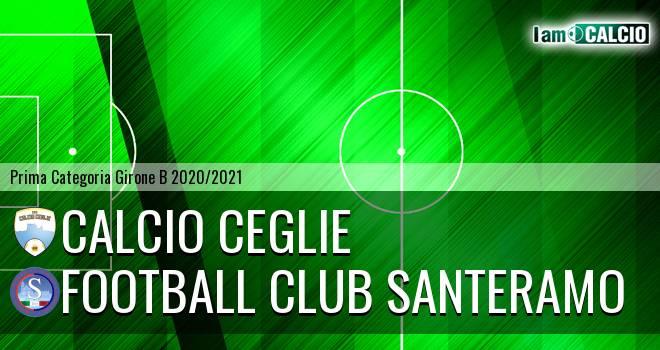 Calcio Ceglie - Football Club Santeramo