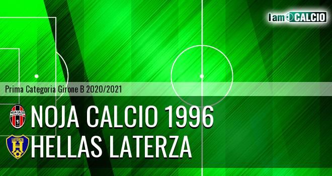 Noja Calcio 1996 - Hellas Laterza