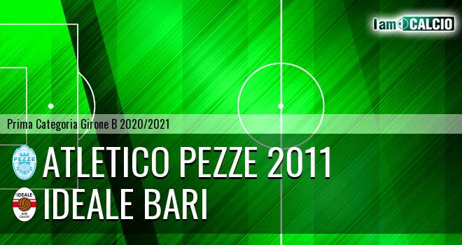 Atletico Pezze 2011 - Ideale Bari
