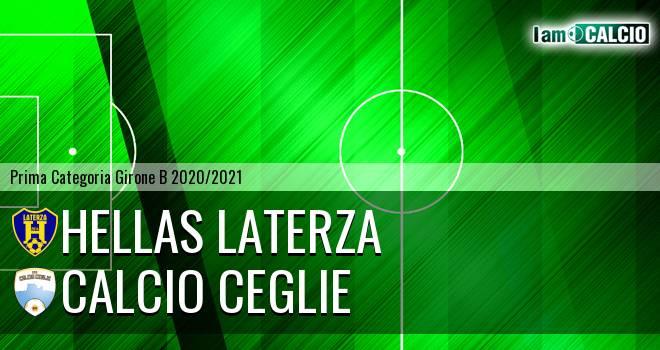 Hellas Laterza - Calcio Ceglie