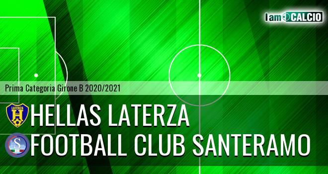 Hellas Laterza - Football Club Santeramo