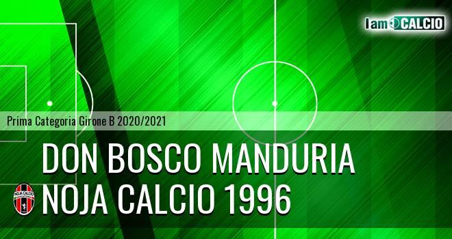 Don Bosco Manduria - Noja Calcio 1996