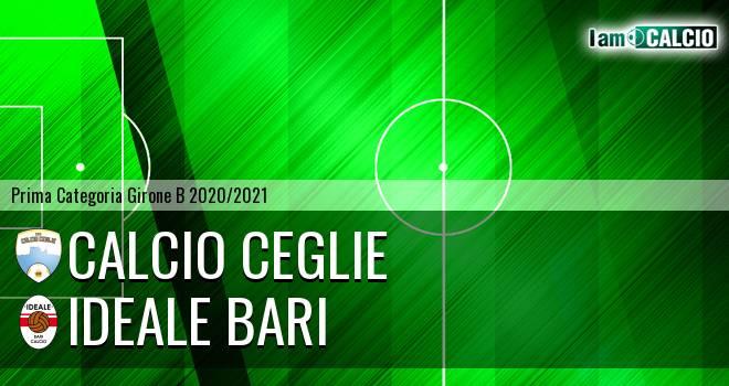 Calcio Ceglie - Ideale Bari