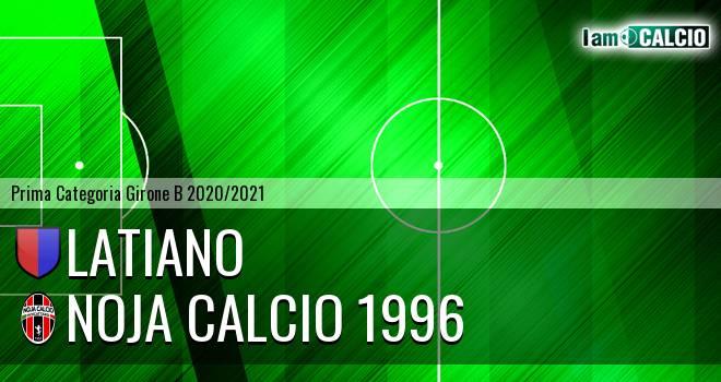 Latiano - Noja Calcio 1996