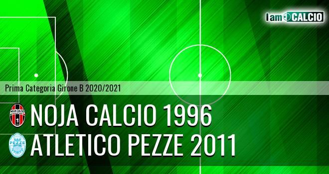 Noja Calcio 1996 - Atletico Pezze 2011