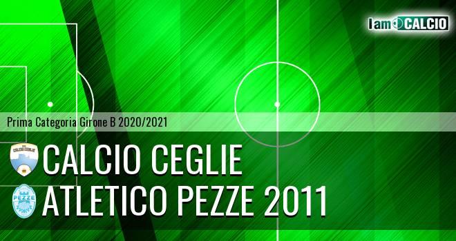 Calcio Ceglie - Atletico Pezze 2011