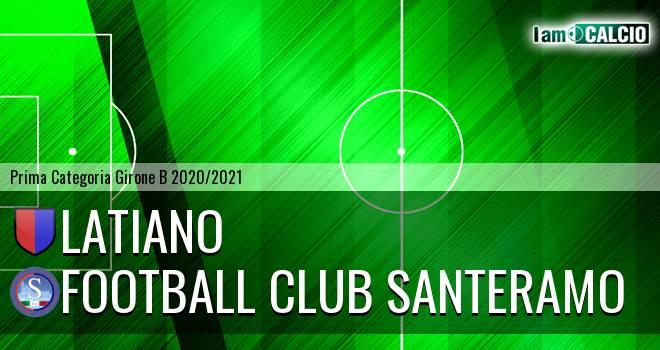 Latiano - Football Club Santeramo