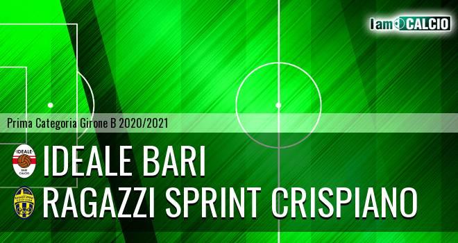 Ideale Bari - Ragazzi Sprint Crispiano