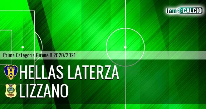 Hellas Laterza - Lizzano