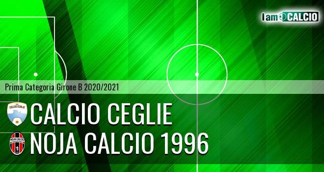 Calcio Ceglie - Noja Calcio 1996