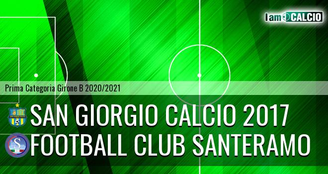 San Giorgio Calcio 2017 - Football Club Santeramo