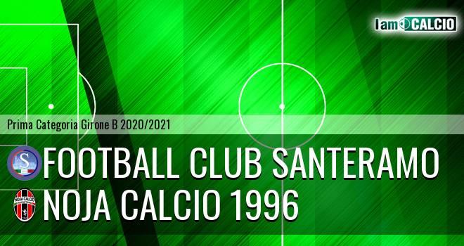 Football Club Santeramo - Noja Calcio 1996