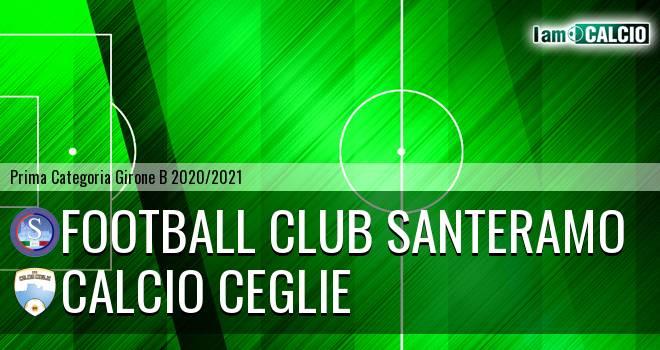 Football Club Santeramo - Calcio Ceglie