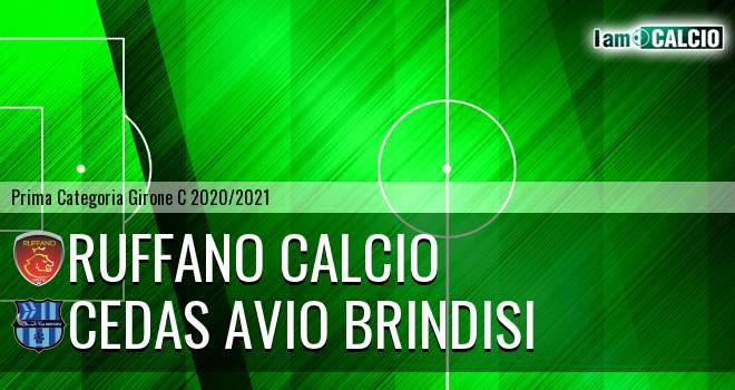 Ruffano Calcio - Cedas Avio Brindisi