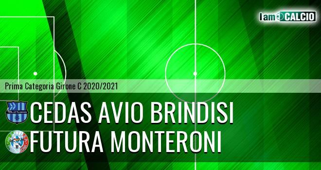 Cedas Avio Brindisi - Futura Monteroni
