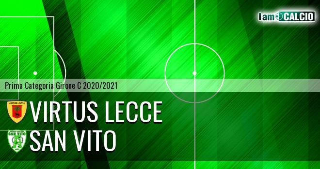 Virtus Lecce - San Vito