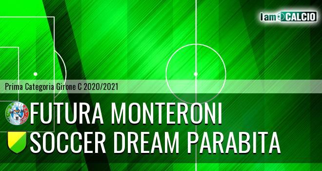 Futura Monteroni - Soccer Dream Parabita