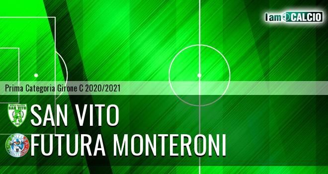 San Vito - Futura Monteroni