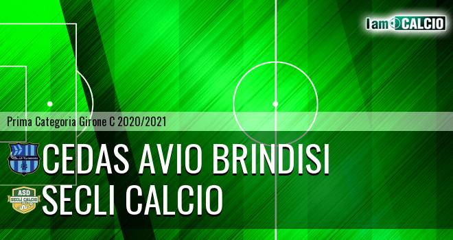 Cedas Avio Brindisi - Secli Calcio
